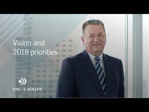 Vision and 2018 priorities – Interview with Neil Bruce