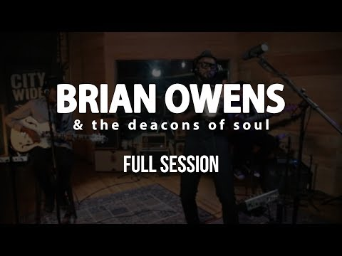 Brian Owens - Full Session - Gaslight Sessions