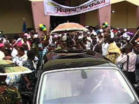 Ashanti Hene's Birthday