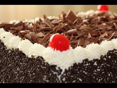 Chocolate Shavings Cake Decorations