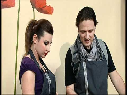 Ivana La Piana en Tutto é buono con Eduardo Blanco