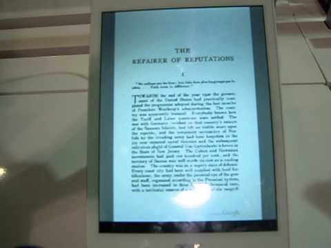 Google Books PDF Test Acer Iconia A1-830 King