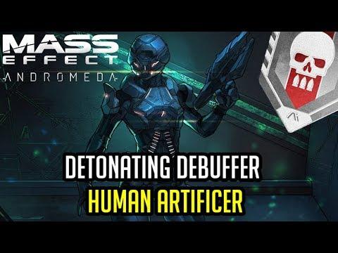 The Detonating Debuffer Human Artificer [PLATINUM] Build - Andromeda Multiplayer (A-Z Playthrough)