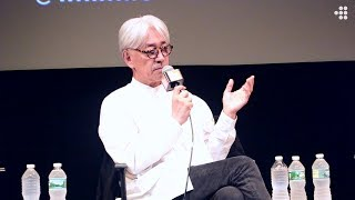 Ryuichi Sakamoto On Returning To Music After His Cancer Diagnosis