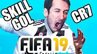 FIFA 19 INIZIA L'AVVENTURA! PRIME PARTITE SKILLATE IN CHAMPIONS LEAGUE!