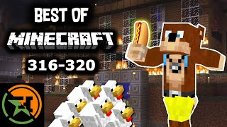 The Very Best of Minecraft | 316-320 | AH | Achievement Hunter