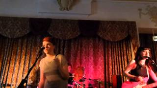 Chloe Howl - I Wish I Could Tell You (HD) - Old Ship Paganini Ballroom - 18.05.13