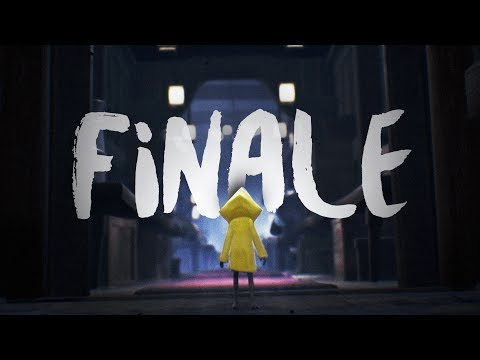 This Is How You Conclude A Video Game! - Little Nightmares F