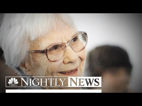 Harper Lee's 'Go Set a Watchman' Reveals a Changed Atticus Finch | NBC Nightly News
