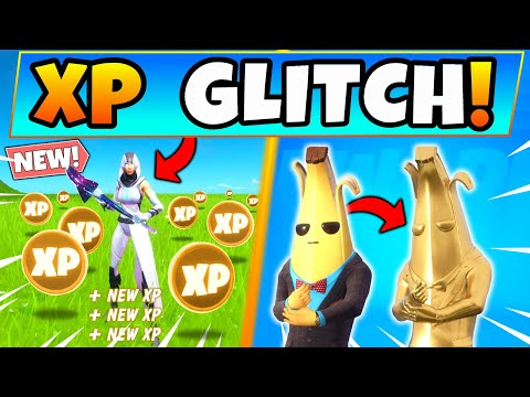 Fortnite XP GLITCH TUTORIAL! FAST XP And LEVELS With This Trick/Farm! (Battle Royale Battle Pass)