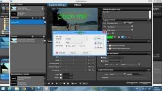 [Thủ Thuật] Proshow - Part 2 - Chèn text và tạo hiệu ứng, cách có gõ dấu trong ProShow