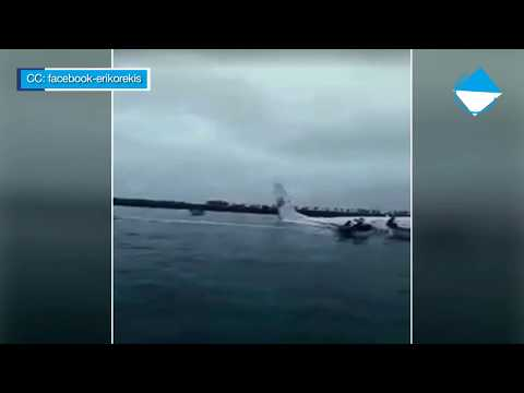 Plane crashes into ocean in Micronesia, All passengers safe