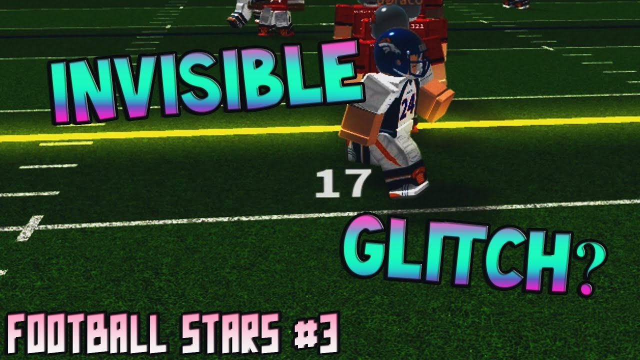 Invisible Glitch Football Stars Funny Moments 3 Youtube