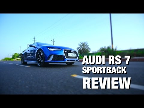 Review: Audi RS 7 Sportback is a Badass Luxury Performance Car