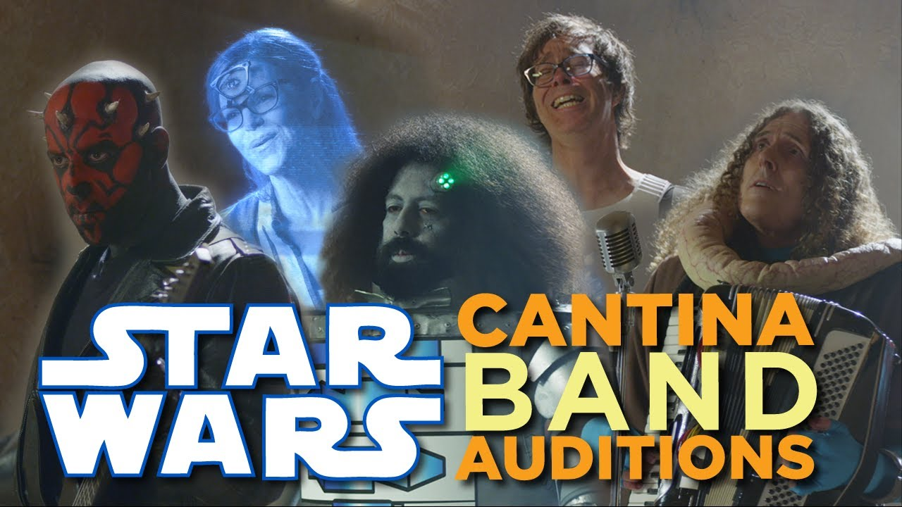 Star Wars Cantina Band Auditions Youtube