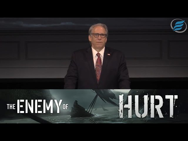 07/04/2021 | The Enemy of Hurt | Pastor David Myers
