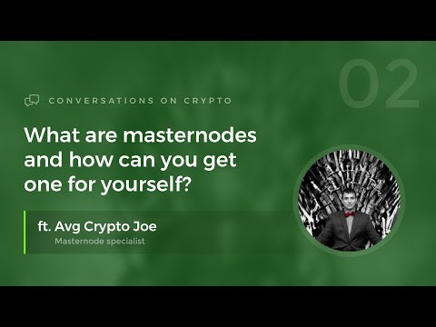 What are Masternodes and how can they get you passive income with Jozef Gherman