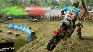 MXGP 3 - The Official Motocross Videogame - Mantova | Italy MXGP Gameplay (PS4 HD) [1080p60FPS]