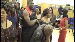 Koforidua-Ada Hemaa Funeral London Pt.2