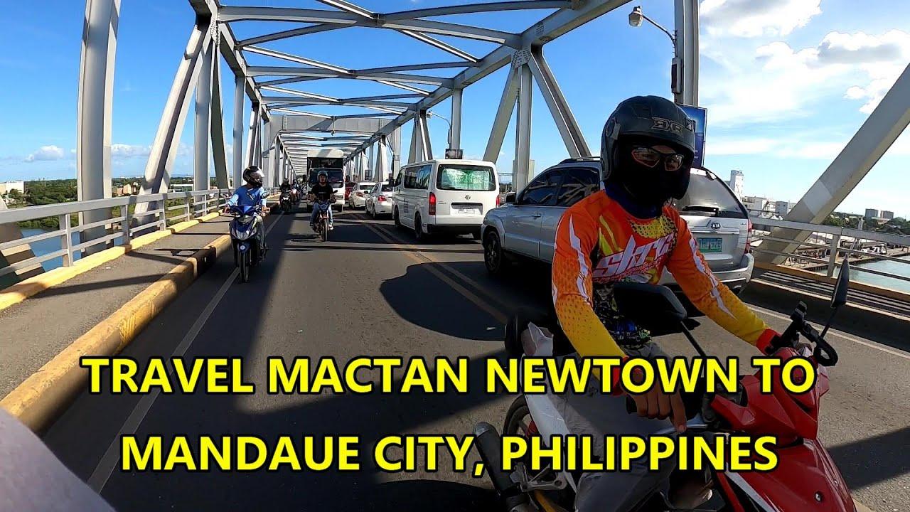 MACTAN NEWTOWN TO JMALL, MANDAUE CITY, PHILIPPINES