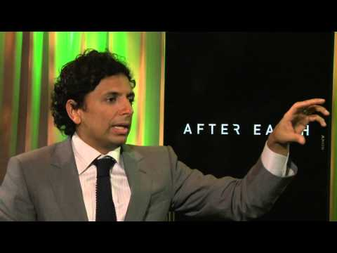 M. Night Shyamalan Interview - After Earth