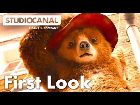 PADDINGTON 2 Trailer - Official First-Look - In UK cinemas November 10th
