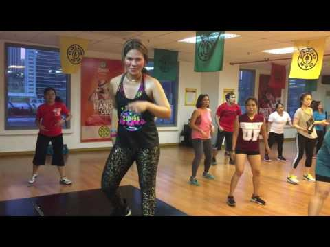 Zumba® Like So (Soca) with Marites Pieper @ Golds Gym BGC Philippines