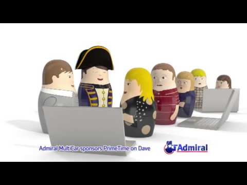 Beware of getting nickel and dimed by Admiral insurance!!