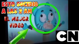Cartoon Network a las 2 AM (Desmintiendo) 1/06/18
