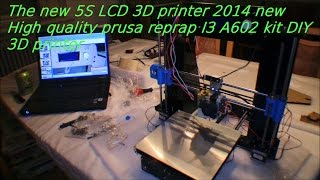Unboxing of inexpensive Chinese reprap 3D printer - 095