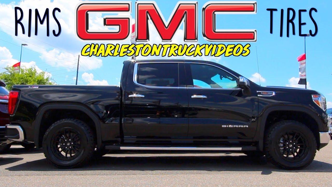 Rim Tires On New 2019 2020 Gmc Sierra Trucks Denali At4 Etc Best Looking Oem Wheels By Gmc Youtube