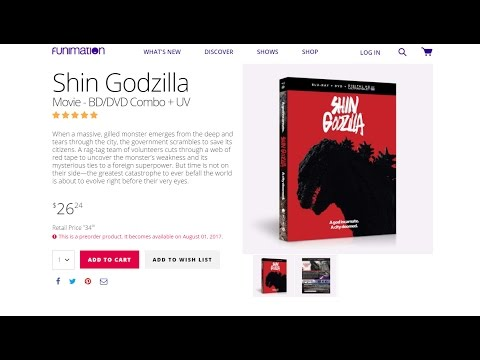 Shin Gojira's American Release Date Confirmed!!! - Kaiju Council from YouTube · Duration:  5 minutes 22 seconds