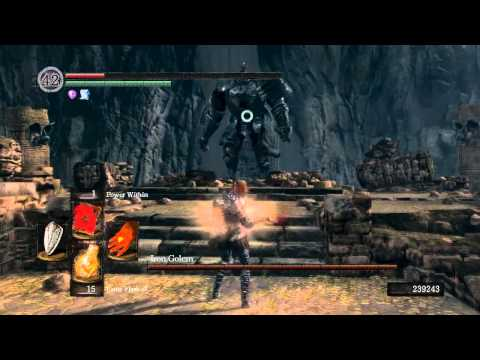 Dark Souls PvE (NG+7) - Why You Should Level Sorcery! ^_^