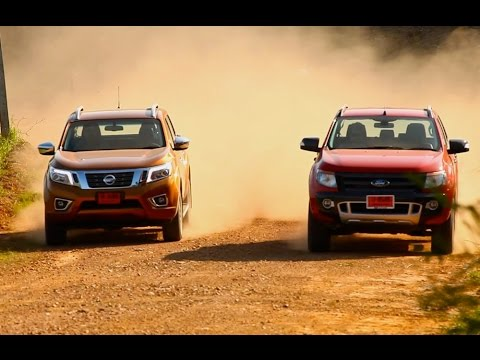 2014 Nissan NP300 Navara VS. Ford Ranger 3.2 4WD [Full Review]