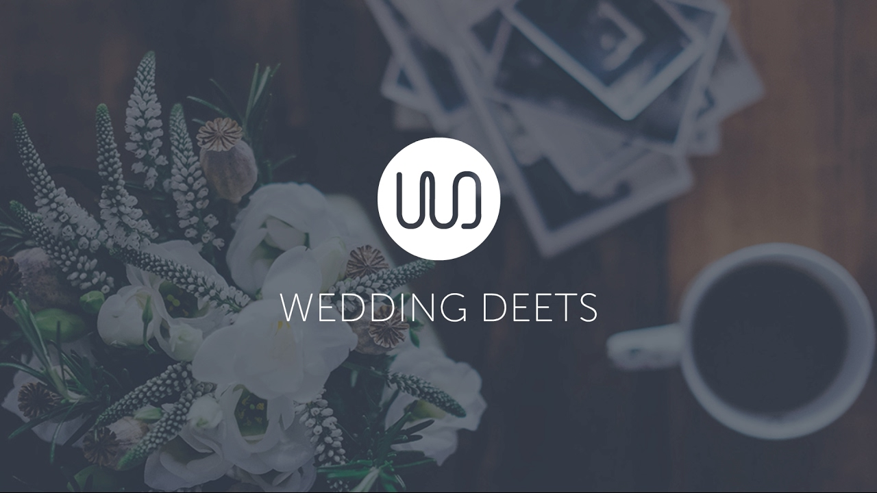 The Easiest Way To Create Your Own Wedding