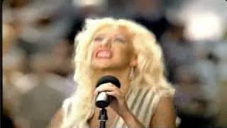 Christina Aguilera Pepsi Football Spot [CCS]