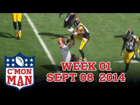 ESPN C'MON MAN! Week 01 - 09-08-14