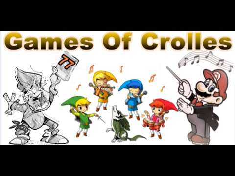 BEST VIDEO GAMES SYMPHONY ORCHESTRA - Games Of Crolles 77 RADIO GRESIVAUDAN