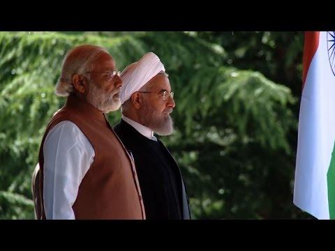 India's Modi in Iran on trip to boost trade