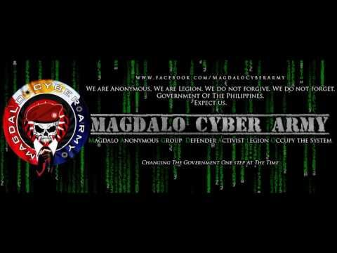 Magdalo Cyber Army Message to MERALCO