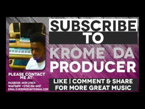 Krome Ft Nassis - Bend Dong For De Hmm [Mad Cow Riddim By G6] 2018 Dennery Segment Krome Productions