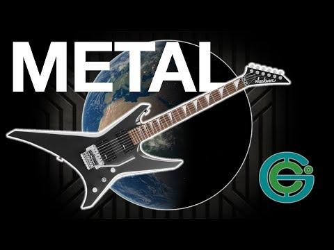 The Geography of METAL (Geography Now)