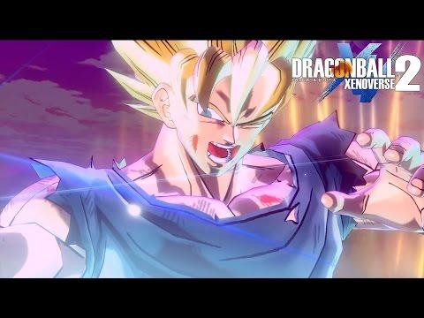 Dragon Ball Xenoverse 2 - Open Beta - First Look [Livestream 09.10.2016]