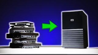 A COMPACT 20TB External Drive!  Western Digital My Book Duo