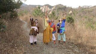 舞台「吉本新喜劇」で活躍する芸人が出演し、オリジナル演目「西遊喜」...