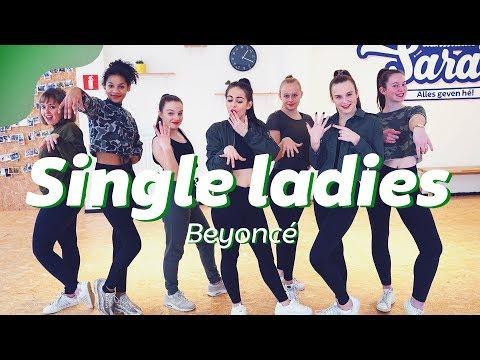 SINGLE LADIES - Beyoncé  | Easy Dance Video | Choreography