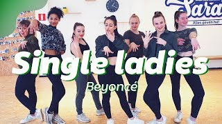 SINGLE LADIES - Beyoncé  | Easy Dance Video | Choreography