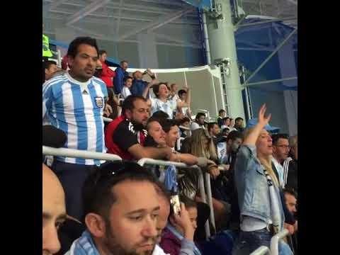 En el estadio explotaron los hinchas contra el DT: