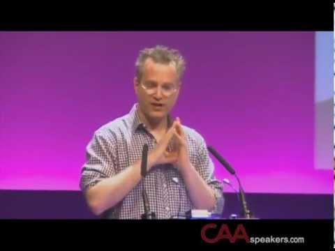 CAA Speakers - Ben Mezrich