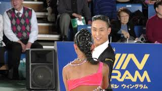 4K STEREO | 2018 The Prince Mikasa Cup in Tokyo | All Japan PD Championships | Latin Final All